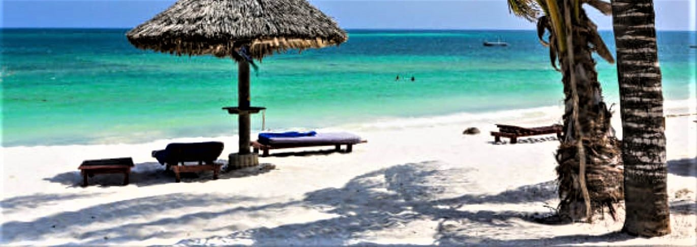 Watamu Beach in Kenya