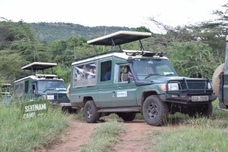 Kichaka Jeep